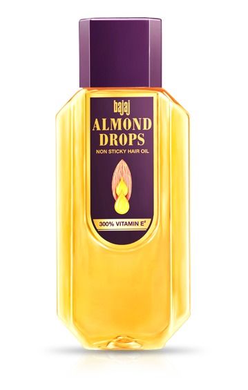 Bajaj Almond Drops Hair Oil 500 ml Bottle